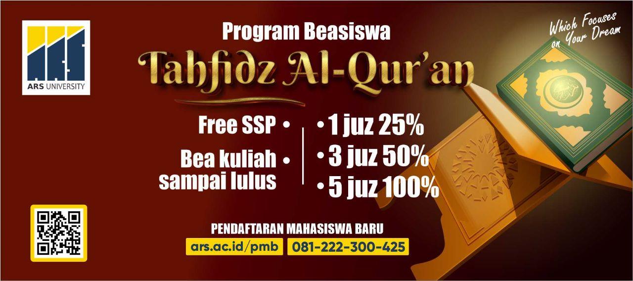 Beasiswa ARS University